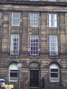 Georgian A Listed Building, Randolph Place, Edinburgh