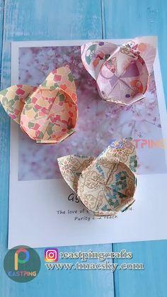 Diy Crafts Hacks, Diy Crafts For Gifts, Easy Diy Crafts, Diy Arts And Crafts, Creative Crafts, Crafts For Kids, Paper Crafts Origami, Origami Art, Cool Paper Crafts
