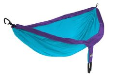Eagles Nest Outfitters DoubleNest Hammock, Purple/Teal (FFP) Eagles Nest Outfitters http://www.amazon.com/dp/B00K30J31Y/ref=cm_sw_r_pi_dp_GVL4ub1QB7HZ9