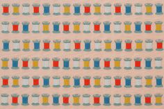minä perhonen - 2014 textile : bobbin