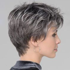 Monofilament Platinum Blonde Synthetic Pixie Style Wigs - New Site Short Pixie Haircuts, Short Hairstyles For Women, Bob Hairstyles, Thick Hair Haircuts, Short Hair Cuts For Women Over 50, Hairstyle Men, Latest Hairstyles, Hairstyle Ideas, Curly Hair Styles