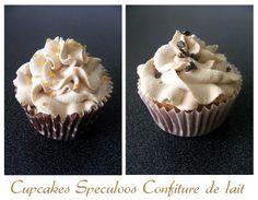 Rêve de gourmandises 2: Cupcakes Speculoos Confiture de lait