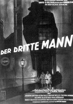 The Third Man, auf Deutsch - fantastic movie