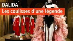 Video exposition Dalida, garde-robe de la ville à la scène - Palais Gall...