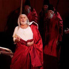 Plácido Domingo as Francesco Foscari in #Verdi's I due Foscari @LA Opera    #opera #baritone #singing #classical    © Robert Millard