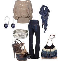 Absolutely, created by deborah-simmons on Polyvore