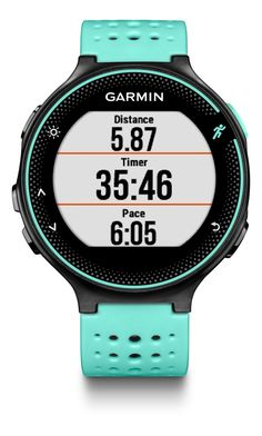 You work hard and you deserve to see the results! You will when you get smarter about your workouts with the new Garmin Forerunner 235 GPS   Wrist HRM sports watch, heart rate monitor and activity tracker
