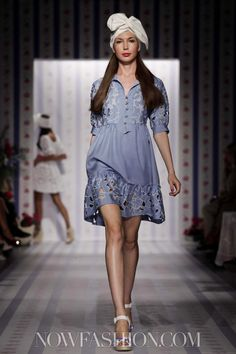 Luisa Beccaria Ready To Wear Spring Summer 2013 Milan