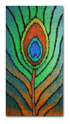 Betsy Szymanski, piece from online Warp and Weft class, Rebecca Mezoff Weaving Loom Diy, Weaving Art, Tapestry Weaving, Weaving Designs, Weaving Projects, Weaving Patterns, Contemporary Tapestries, Creative Textiles, Art Textile