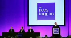 The Chilcot report detailing the flaws and bungling in the United Kingdom's decision to follow the United States into the 2003 Iraq War was part of a process weakening half a century of London's subservience to Washington   Sir John Chilcot presents The Iraq Inquiry Report at the Queen Elizabeth II Centre in Westminster, London, Britain July 6, 2016.