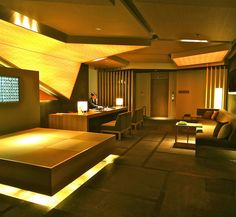 ホテル カンラ京都, Hotel Kanra Kyoto, Japan
