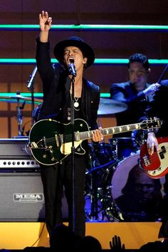 Bruno Mars is gearing up for a BIG summer tour! Click the picture for a FULL tour schedule!
