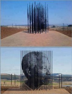 Nelson Mandela sculpture The Amazing Pictures » The most amazing pictures from all over the internet, every day.