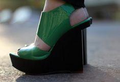 marni shoes. gasp and faint!! #green.