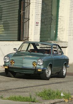 1971 Fiat 850 Sport Coupe | Bring a Trailer