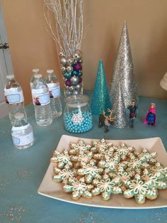 Frozen (Disney) Birthday Party Ideas | Photo 4 of 23 | Catch My Party