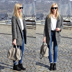 CASUAL WEEKEND OUTFIT (by Barbora Ondrackova) http://lookbook.nu/look/4643199-CASUAL-WEEKEND-OUTFIT