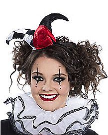 court jester makeup child - Google Search