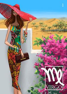 #Virgo www.fb.com/madamastrology offers- Complete Free #Natal-Chart and Free #Tarot Readings!