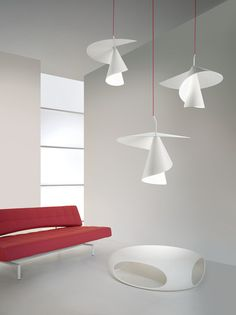 'Spiry Pendant Light by Axo Light. @2Modern'