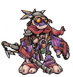 Lurker Jak and Daxter