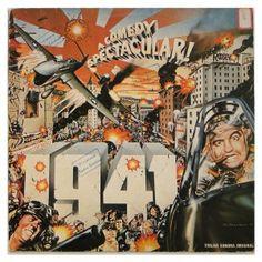 """"""" #1941 """" – Trilha Sonora Original do Filme - #vinil #vinilrecords #trilhasonora"""