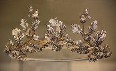 vintage princess crown