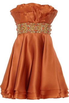 guest wedding dress/bridesmade but like it in yellow or green