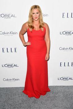 Pin for Later: Die schönsten Frauen feierten bei den Elle Awards in Los Angeles Amy Schumer
