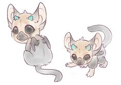 Trico Chibi Fanart The Last Guardian by on DeviantArt Character Inspiration, Character Art, Character Design, Fantasy Creatures, Mythical Creatures, Shadow Of The Colossus, Fantastic Beasts, Cute Art, Anime Art