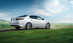 Kia Optima Hybrid Premium in Sterling