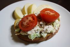 The Hungry Girlfriend | Classic Chicken Salad