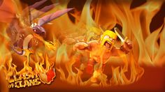 Clash Of Clans Update: Dragon Event Is Now Live; 2X Star Bonus Event Coming Jan. 9 : Games : iTech Post