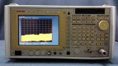 ADVANTEST R3273 RF Spectrum Analyzer 100Hz to 26.5GHz Opt 01 61 62 65 67 #Advantest