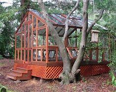 Citlivý zásah do prostredia vám zaistí drevený skleník | Moda.sk