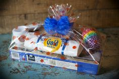 Win a got milk themed gift basket chock of full of great stuff and baking gift basket ideas lucky recipe girl reader one of these fun negle Choice Image