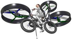Energia      Espaço      Informática      Materiais      Mecânica      Meio ambiente      Nanotecnologia      Robótica      Plantão              Arquitetura de Sistemas Operacionais        Alfabetização Ecológica        Problemas da Revolução Científica    Mecânica  Bicicleta voadora elétrica dispensa pedaladas