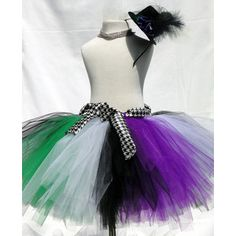 mad hatter tutu costume - Google Search