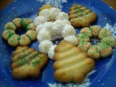 Cookie Press Sprits Cookies