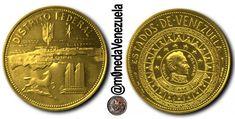 Medallas Conmemorativas de Oro Serie Estados de Venezuela (1968)  Medallas de Oro Serie Estados de Venezuela (1968). Por Víctor Torrealba. Las medallas conmemorativas de la Serie Estados de Venezuela fueron emitidas con el beneplácito de la Dirección de Turismo del Ministerio de Fomento de la República de Venezuela en Caracas en el año 1968 por Numismática Venezolana C.A. y distribuida por Italcambio C.A.  La República de Venezuela conforme a la ley de División Territorial vigente para la…