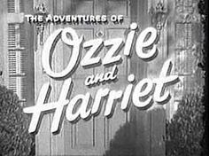 The Adventures of Ozzie and Harriet premiered on ABC on October 10, 1952, staying until September 3, 1966.