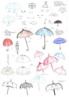 Blue Umbrella Concept