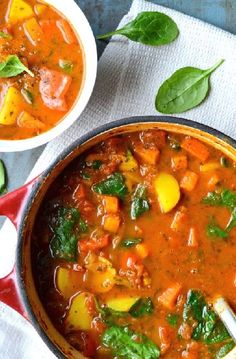 Low FODMAP Recipe and Gluten Free Recipe - Vegetarian curry with tomatoes and peppers