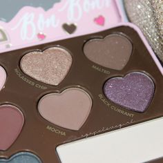 Agape Love Designs: Too Faced Chocolate Bon Bons Palette | First Impressions + Swatches