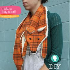 Google Image Result for http://www.colourmethere.com/wp-content/uploads/2012/12/DIY-Fox-Scarf-free-pattern.jpg