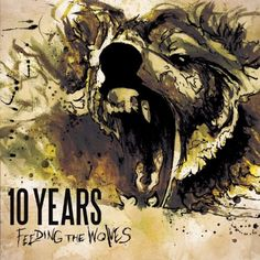Years Feeding The Wolves 2010 Music Front Cover id47472 | Covers Hut