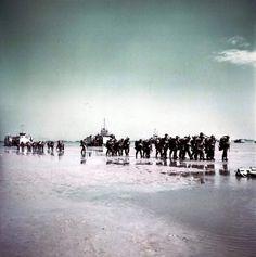 Juno Beach, june 6, 1944
