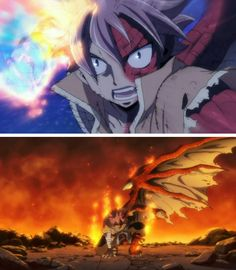 Dragon cry - Fairy Tail #anime #dragonforce #natsu
