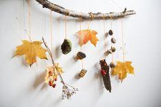 Crafts With Kids   Fall Mobile (via @jenloveskev)
