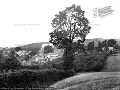 Old Cleeve, The Village 1930, from Francis Frith